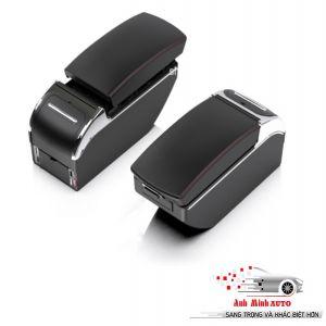 Bệ tỳ tay cao cấp kèm cổng sạc USB Mazda CX-3