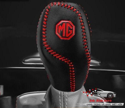 Bọc da cần số MG cao cấp LD02