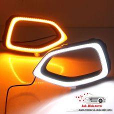 Viền led đèn gầm MG HS