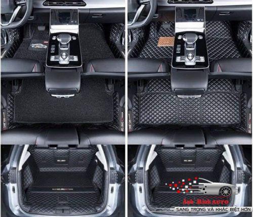 Thảm sàn + Full lót cốp cao cấp BEIJING X7 MK01