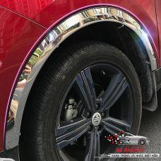 Bộ nẹp vành inox cao cấp xe MG ZS