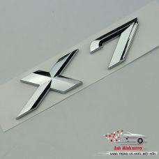 Chữ X7